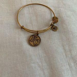Alex and Ani Kansas City Royals Bracelet